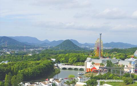 丸亀市風景